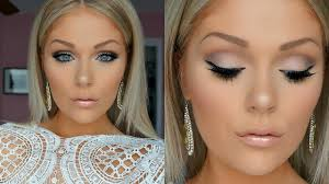 prom makeup and hair tutorial 2016 prom makeup and hair tutorial 2016 bridal makeup tutorial 2016 wedding makeup by kelly strack 2016
