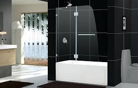 swinging shower doors for tub enclosures shower doors tub for amazing bathtub shower door view folding