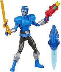 Power Rangers Beast Morphers Basic Actionfigur 15 cm Blue Ranger (Beast X  Mode): Amazon.de: Spielzeug