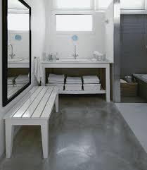 exquisite flooring for small bathroom 25 concrete floor ideas on dining room