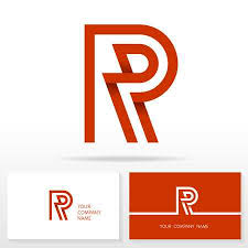 Membership Card Template Awesome Letter R Logo Icon Design Template Elements Illustration Letter