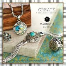 tell your story with timeless magnolia and vine jewelry pieces and snaps