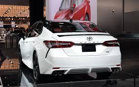 2018 Toyota Camry White  M