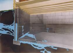 leaking basement b dry system of nepa