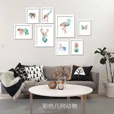 Living Room Art Paintings Online Buy Wholesale Fine Art Watercolor Paintings Modern From