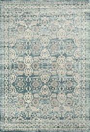 8x10 oriental rug light blue medallion distressed area rugs red