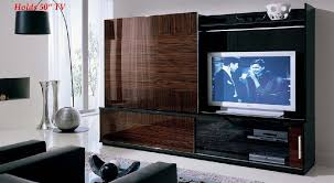 Lcd Tv Furniture For Living Room Tv Wall Cabinet Wall Cabinet Tuscan Set 4 Piece Modern Living