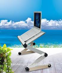 uk adjule laptop stand drawing work study computer desk rising folding table