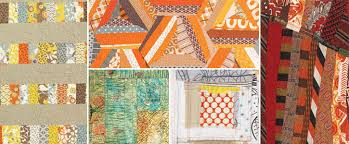 Free Art Quilt Patterns & Tutorials from Quilting Arts - The ... & Learn How to Make a Patchwork Quilt Adamdwight.com