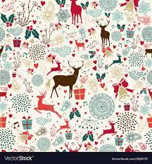 vintage christmas pattern. Exellent Christmas Inside Vintage Christmas Pattern O