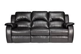 tahoe bonded leather reclining sofa from gardner white furniture