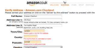 Online Postcode By Tripped Retailers – Econsultancy Are Entry Up Being