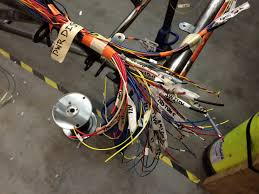 routing the wiring harness uvic hybrid routing the wiring harness