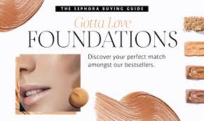 gotta love foundations discover your perfect match amongst our foundation bestsellers
