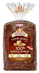 whole wheat bread brands