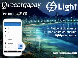 Segunda Via Light Rio De Janeiro Pagar Segunda Via Da Empresa De Energia Light No Rio De Janeiro