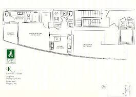 mei floor plan condo k