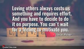 Quotes On Loving Others Custom Explore Joyce Meyer Quotes QuoteCites