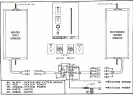heated mirror wiring diagram wiring diagram libraries heated mirror wiring diagram