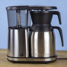 the bonavita brewer 8 cup features the updated stainless steel lined carafe