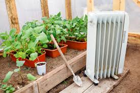 invest in a greenhouse heating system