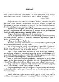 burning gorgeous seven st century poets preface