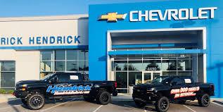 Custom Lifted Trucks For Sale   Rick Hendrick Chevrolet of Buford ...