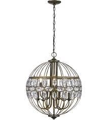 trans globe lighting 10479 ab adeline 9 light 20 inch antique brass chandelier ceiling light
