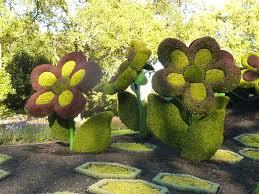 Les Mosa Cultures De Montr Al Le Jardin Fleuri Les Fl Neries