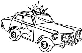Small Picture Printable 29 Police Car Coloring Pages 6112 Police Car Coloring