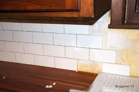 backsplash tile going up