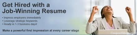 resume writer service