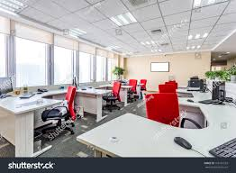 modern interior office stock. Interior Of A Modern Office Stock R