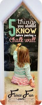 how to paint a chalkboard wall 5 easy tips that your should know before your