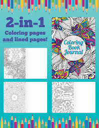 coloring book journal call out