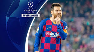 UEFA Champions League Power Rankings ...