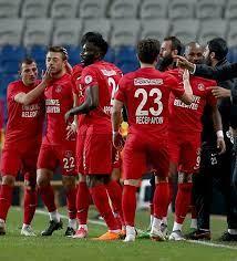 Trabzonspor'u eleyen Ümraniyespor, kupada ilk yarı finalist - 26.02.2019,  Sputnik Türkiye
