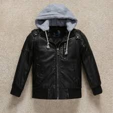 Design Jackets For Boys Us 29 9 Coat For Girl 2018 Autumn Brand Design Leather Jacket Boys Infant Hooded Outerwear Winter Children Clothes Baby Girls Jackets In Jackets