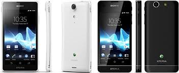 Sony announces the Xperia SX and Xperia GX in Japan - Esato
