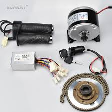 Brushed To Brushless Conversion Chart 24v Dc 250w Electric Scooter Motor Conversion Kit My1016