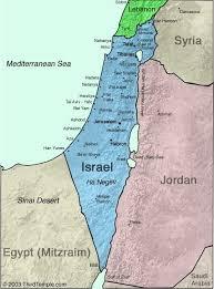 Resultado de imagem para Terra de Israel