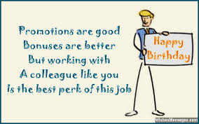 Wish Quotes Gorgeous Birthday Wishes For Colleagues Quotes And Messages WishesMessages