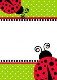 Ladybug Invitations Template Free Free Download Ladybug Birthday Invitation Template Plus More