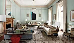 Interior Design  A Traditional Living Room With 1930s Glamor - YouTube