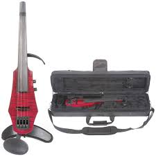 Ns Design Wav 5 Details About Ns Design Wav 4 Red Electric 4 String Violin With Case Authorized Dealer