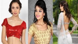 Full Length Blouse Designs 9 Beautiful Designs In Short Length Blouses For Ladies