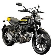 ducati scrambler motorcycle bike png image pngpix