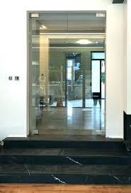 frameless glass doors interior interior glass doors interior glass