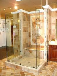 how to install glass shower door cost to install glass shower door average a doors replace
