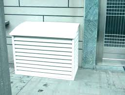 wall ac unit ac outdoor unit cover air conditioner outdoor unit cover ac unit covers exterior